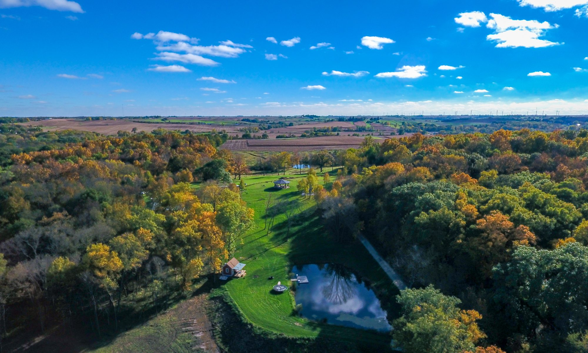Middle River Point Campgrounds and Recreation Area - Casey - Iowa